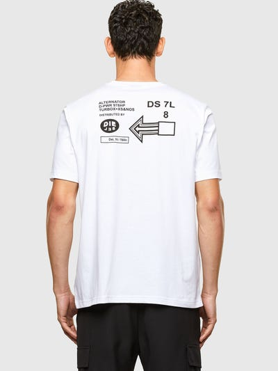 T-JUST-A39 White