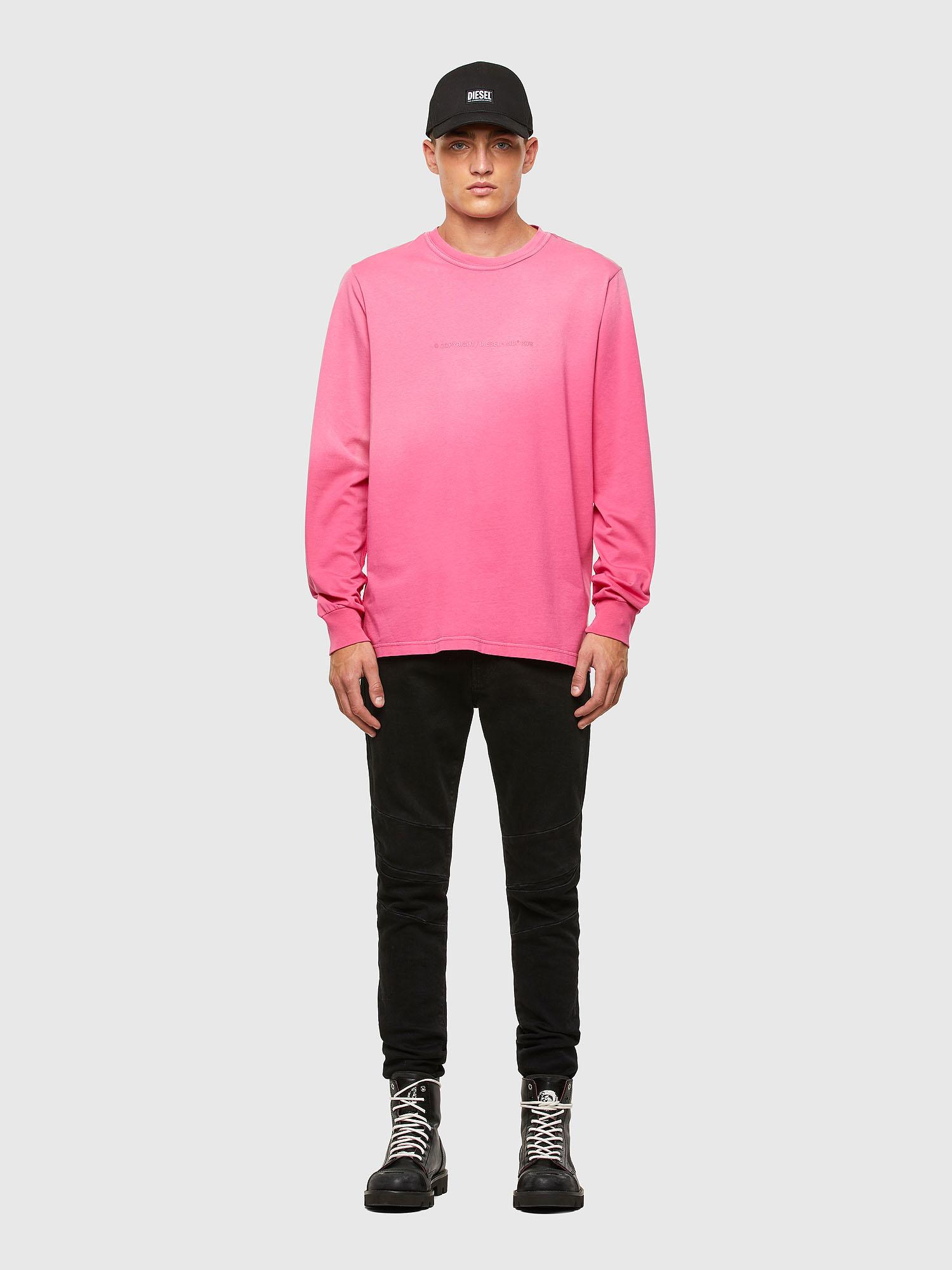 T-JUBIND-LS Pink